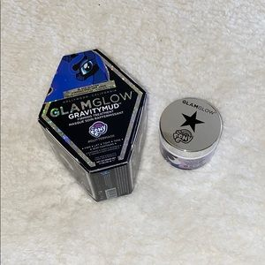 BNIB Glamglow MLP Glitter Gravity Mud Firming Mask